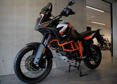 KTM 1290 Super Adventure R Ein wenig umgebaut