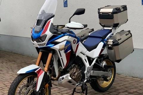 Honda CRF1100L Africa Twin Adventure Sports DCT