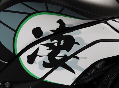 Kawasaki Z1000 Sugomi Edition