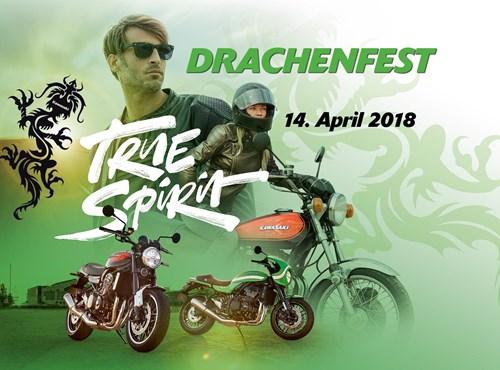 14.04.18 - Drachenfest bei KAWASAKI in Gera