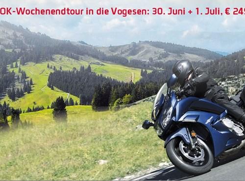 Vogesen Tour 2018
