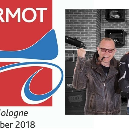 INTERMOT 2018 Come together, RIDE NOW!