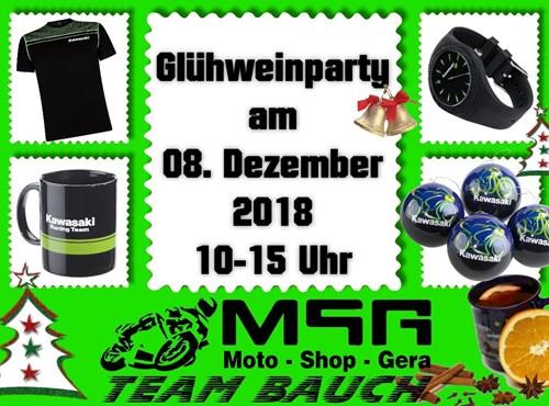 Glühwein-Party