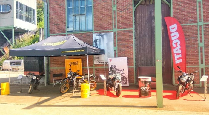 25th Harley Davidson Meeting Ruhrpott