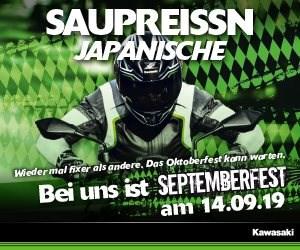 Kawasaki Septemberfest 2019
