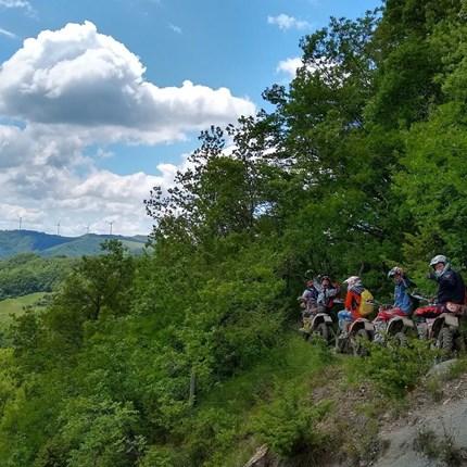 PEPA-BIKES ENDUROTOUR 2020   PEPA-BIKES SAN MARINO ENDUROTOUR 2020  Im Herzen des Apennin, tauchen wir ab und erkunden die hügelige  bis bergige Landschaft.Vom Tourismus ...