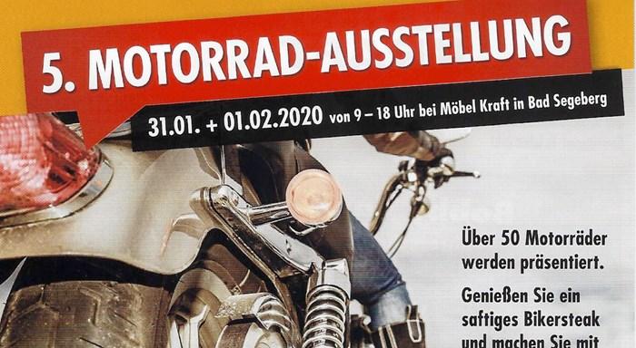 5. MOTORRAD-AUSSTELLUNG