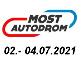 RENNTRAINING MOST IM JULI 2021  In Most haben sich Motorsportfreunde schon zu Zeiten des Eisernen Vorhangs an hohen Geschwindigkeiten, waghalsigen Manövern und spannenden ...