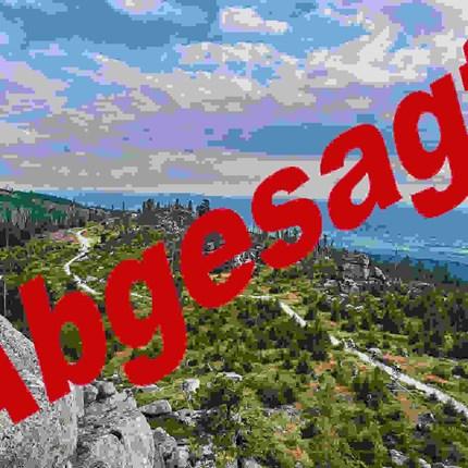 Tour in den Bayerischen-Wald  ABGESAGT